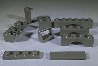 Lego Choose Quantity x2 x12 Slope Inverted Brick 1x2 3665 Dark Bluish Gray