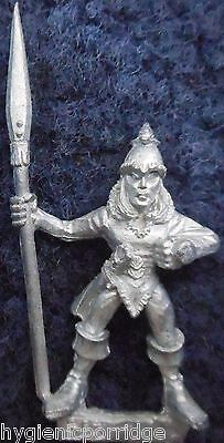 1990 Sea Elf MM82 SE 3 Marauder Elven Army Aquatic Warhammer Citadel AD&D Metal
