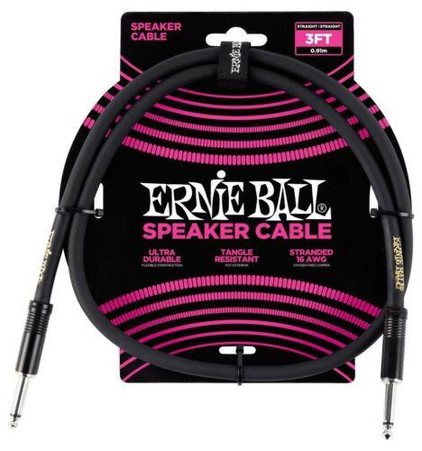 91cm Câble haut-parleur jack-jack Ernie Ball 6071