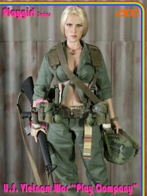 ACE 1//6 Playgirl Series US Vietnam War Play Company  Female Figure 13029 USA