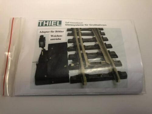 Thiel Switch Drive Adapter Model Train
