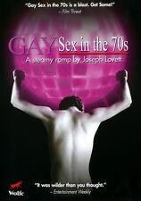 GAY SEX IN THE 70S Movie POSTER 27x40 Robert Alvarez Alvin Baltrop Barton Benes
