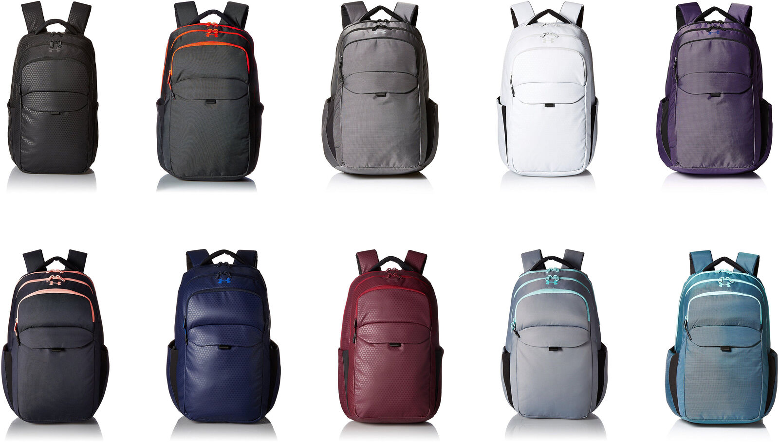 fd9812a2dc5 Under Armour Women's UA Motivator Backpack, 10 Colors | eBay
