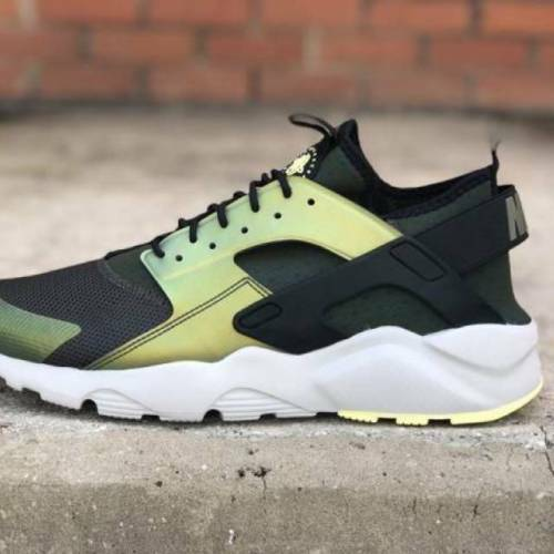 Nike air huarache correre ultra uomini dimensioni 9 nuove senza scatola!!!!