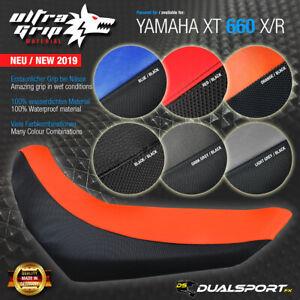 YAMAHA-XT-660-X-R-SITZBEZUG-SITZUBERBEZUG-Gripper-Seat-Cover-fuer-XT660-R-X