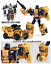 """miniature 9 - New In Stock Bruticus G1 Combaticons HZX 5 In 1 Action Figure IDW 12"""" Kids Toys"""