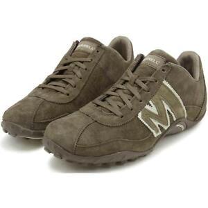 Merrell-Sprint-Blast-Leather-Herren-Leder-Schuhe-Sneaker-Sportschuhe-Turnschuhe