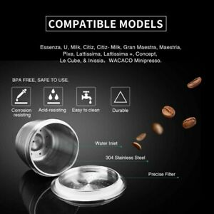 Refillable-Reusable-Metal-Coffee-Capsules-Pod-Cup-For-Nespresso-Espresso-Machine