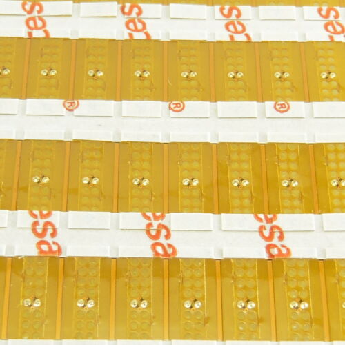 771 To 775 Adaptateur pour XEON CPU Autocollant mod Quad Dual Core PIN modification #B13