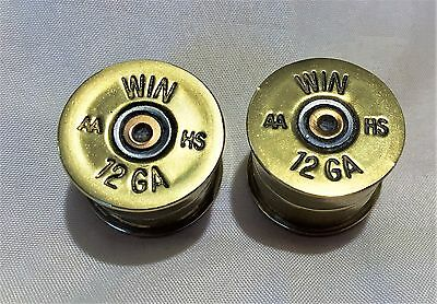 Walla Walla Guitar Company 12 Gauge Shotgun Shell GUITAR KNOB SPLIT SHAFT 1