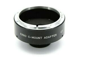 Canon-Objektivadapter-C-Mount-Objektiv-lens-an-FD-Kamera-Mount-Converter-CF