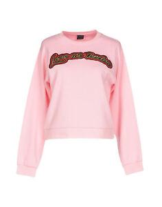 Felpa-Donna-PINKO-Sweatshirt-Made-in-Italy-H295-Tg-M