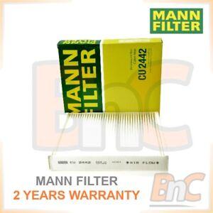 Original-Mann-Filter-Filtro-De-Cabina-Polen-Aire-Interior-Opel-Insignia-Astra