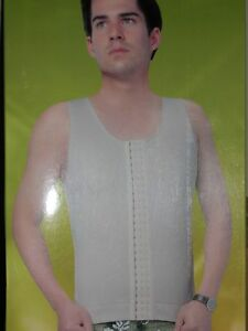 Men-VEST-Waist-Cinhers-Girdles-Extra-Firm-Shaper-Back-Support-Fat-Reducer-S-5XL