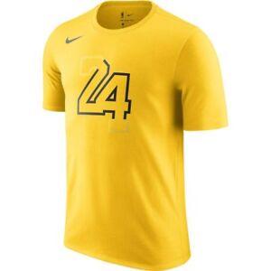 c7739e48418 Nike NBA Los Angeles Lakers Kobe 24 City Edition Essential Logo Dri ...