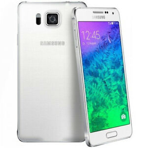 Tout-Nouveau-Samsung-Galaxy-Alpha-Blanc-32GB-4G-LTE-12MP-Camera-Deverrouiller