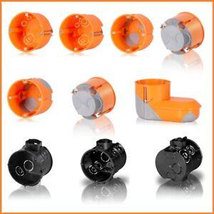 F-TRONIC® Hohlwanddose, Schalterdose, Gerätedose HW Unterputz UP Elektronik Dose