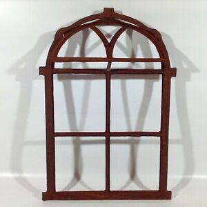 750A-Antik-Stallfenster-Gusseisen-Eisenfenster-Scheunenfenster-Gartengestaltung