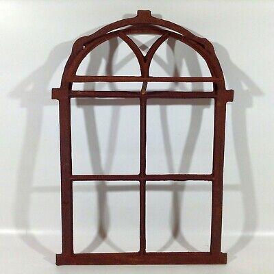 Kenntnisreich 750a Antik Stallfenster Gusseisen Eisenfenster Scheunenfenster Gartengestaltung