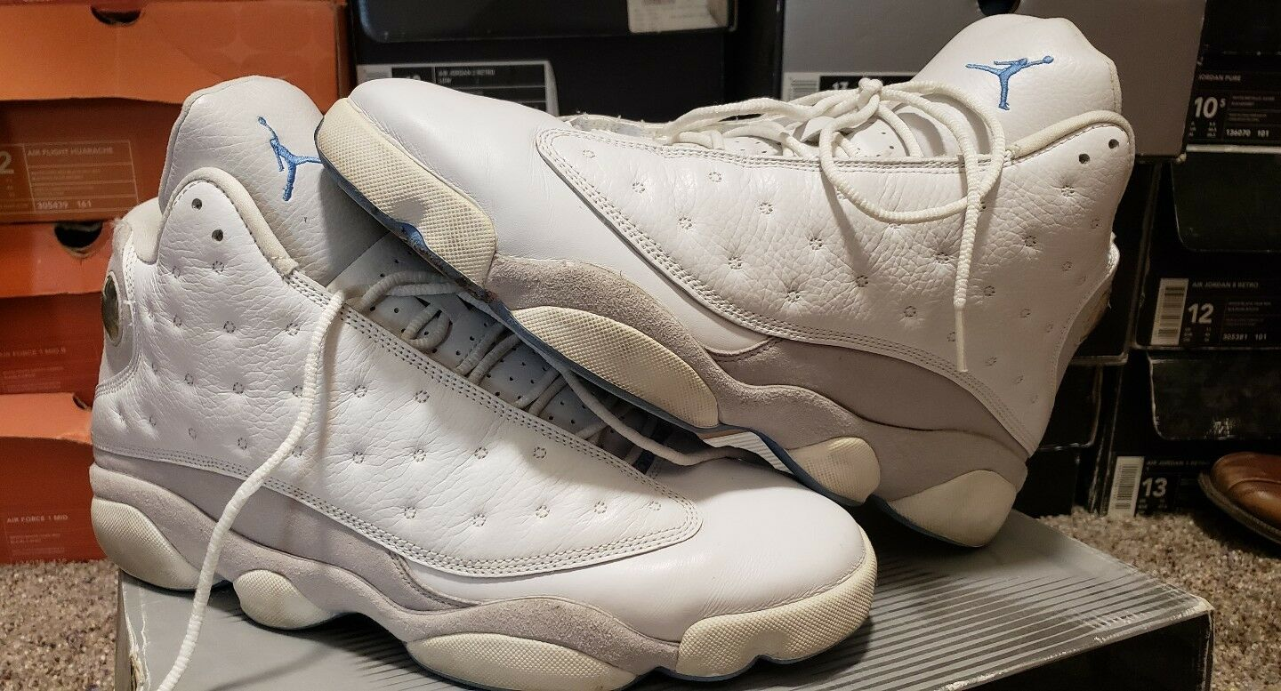 Jordan mens air größe 12 xii columbia reine selten nike air mens retro - authentische vintage xi i 34c09c