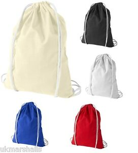 Peek Euro Synergy Gymsac in 6 Colours Zippered Compartment Rucksack Bag