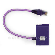 ATF/Cyclone/JAF/MXBOX HTI/UFS/Universal Box F-Bus Cable for Nokia 7230 (Purple)