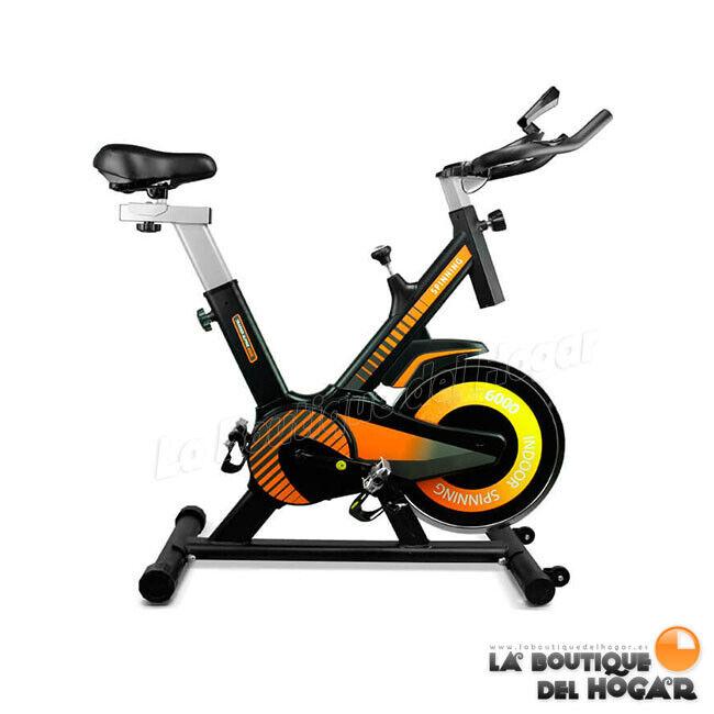 Bicicleta de Spinning de Alta Gama Modelo Indoor LBH 6000