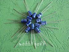 100pcs 6.3V 100uF  5mm*7mm ELNA capacitors 100uf/6.3v
