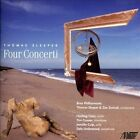 Thomas Sleeper: Four Concerti (CD, Jan-2014, Albany Music Distribution)