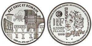 6-55957-Argent-Francs-Francs-Argent-Art-Grec-et-Romain-1999-Certifie