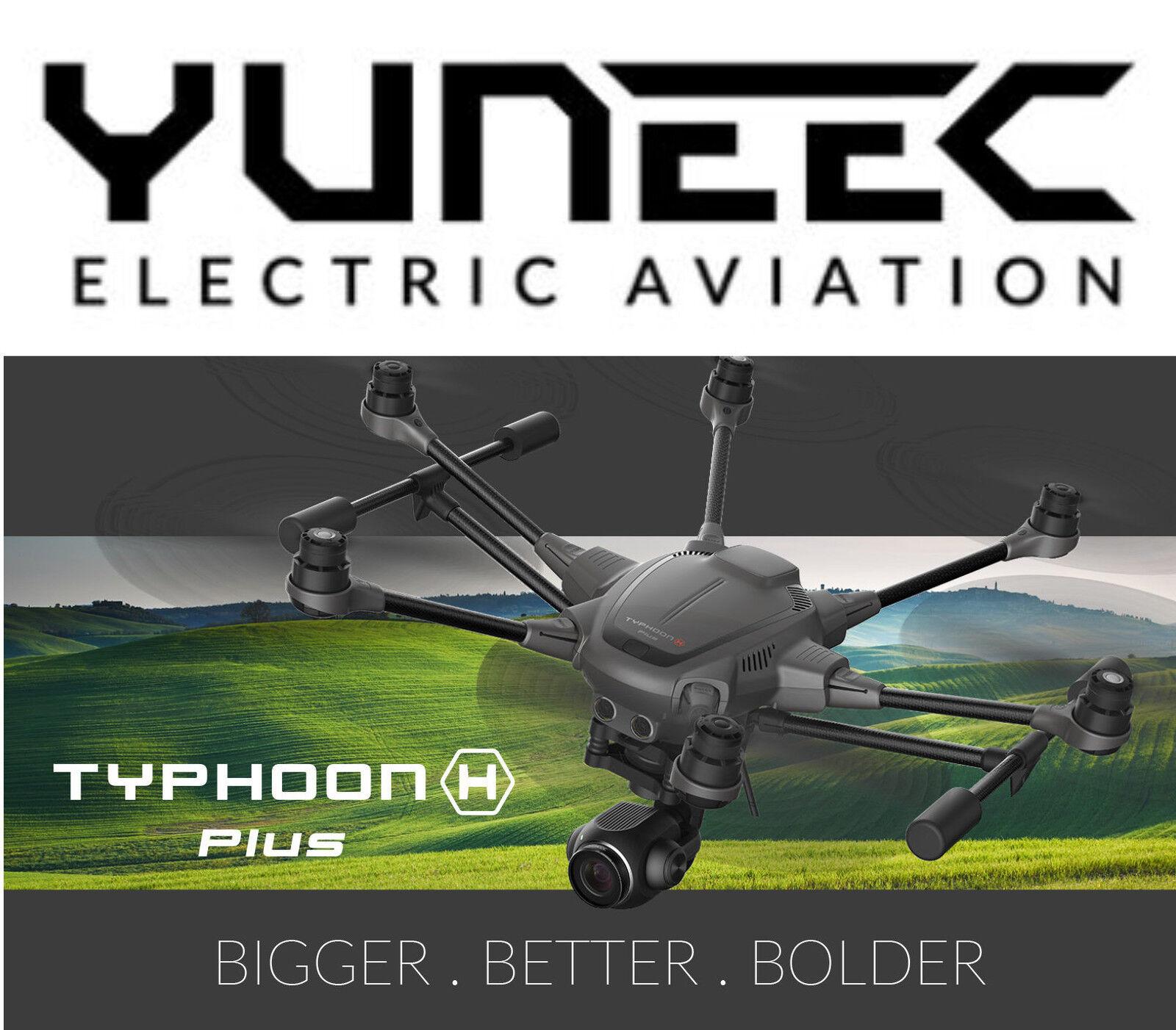 Yuneec yuntyhpeu Typhoon H PLUS RTF   Esacottero Novità 2018 DIRETTO CONSEGNA