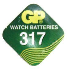 Sr62 óxido de plata batería del reloj (gp317 v317 Sr516sw)