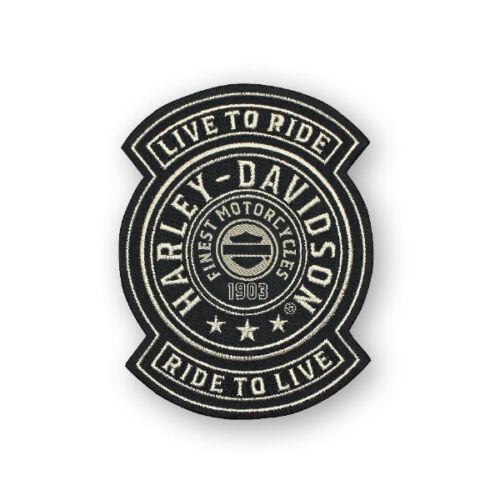 Harley-Davidson Écusson//Emblème HARLEY Shield EM 278122 *