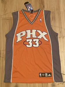 Details about NWT Adidas Phoenix Suns Grant Hill Signed Authentic Jersey Mens Large (44)