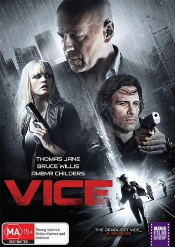 1 of 1 - Vice (DVD, 2015)