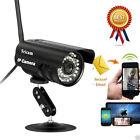 Sricam WiFi Outdoor Waterproof IR Day Night Home CCTV Security Network IP Camera