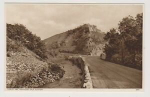 Derbyshire postcard - Topley Pike, Ashwood Dale, Buxton (A35)