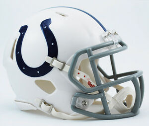 Details About Indianapolis Colts Nfl Football Helmet Christmas Tree Topper