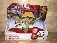 Jurassic Park World Spinosaurus Chomping Attack Dinosaur Figure