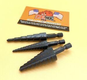 "Drill Hog® 7//8/"" Spade Bit 7//8 Wood Drill Bit Boring HI-Moly M7 Lifetime Warranty"