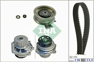 Brand-New-INA-Timing-Belt-Kit-With-Water-Pump-530017131-2-Year-Warranty