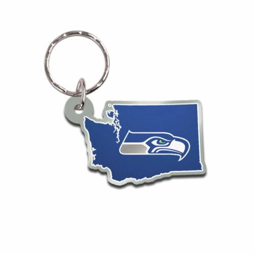 NFL Seattle Seahawks Wincraft STATE Schlüsselanhänger