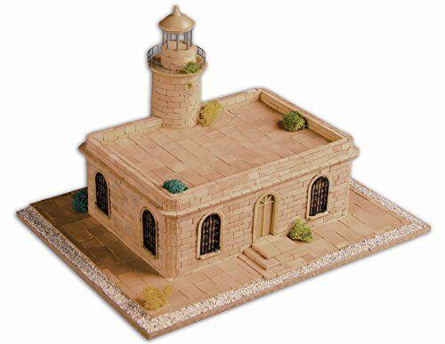 KERANOVA 30111 N gauge building Kit construction ceramic. Lighthouse de Roquetas