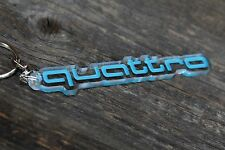 Schlüsselanhänger keychain for Quattro
