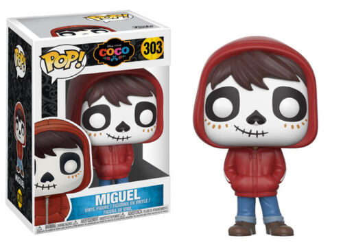 Vinyl Coco # 1 in 6 chance of Chase Variant Miguel Painted Face Exclusive Pop