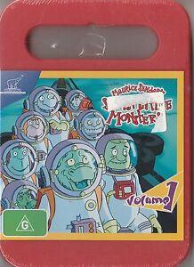 Maurice-Sendar-039-s-Seven-Little-Monsters-Volume-1-Region-4-DVD-Brand-New-amp-Sealed