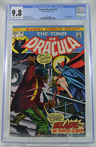 Tomb-of-Dracula-10-CGC-9-8-1st-Appearance-of-Blade-Ultra-High-grade-Key-Issue