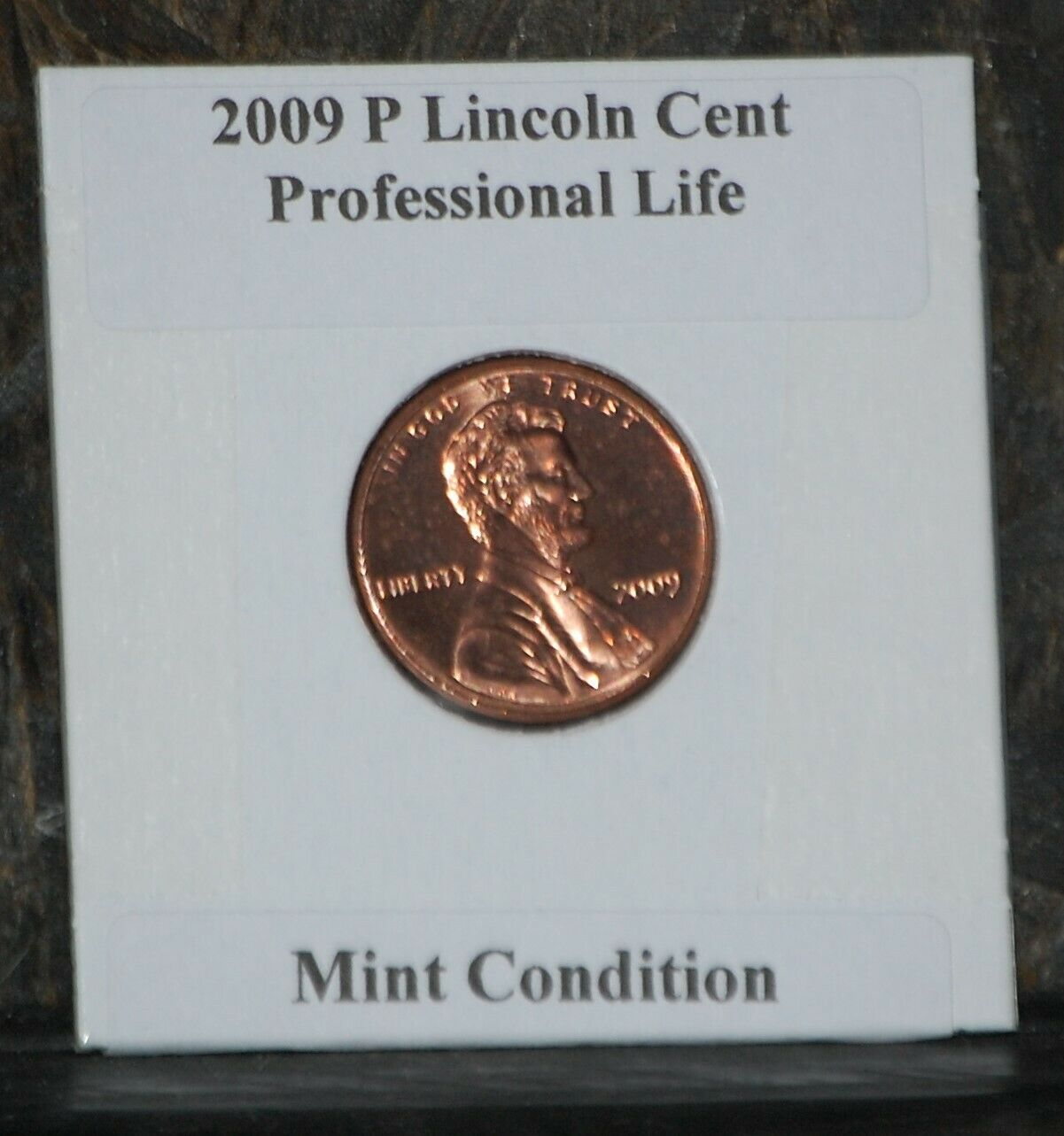 2009 P /& D US Mint Wrapped Lincoln Cent Roll 2 SEALED ROLLS FAST SHIP