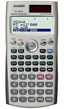 CASIO FC 200V - Financial Calculator - 14 Digits - New in Box - Sealed - FC200V