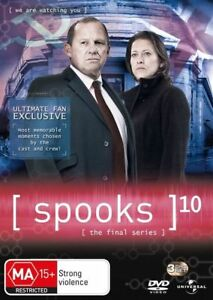 Spooks-Season-10-DVD-NEW-Region-4-Australia